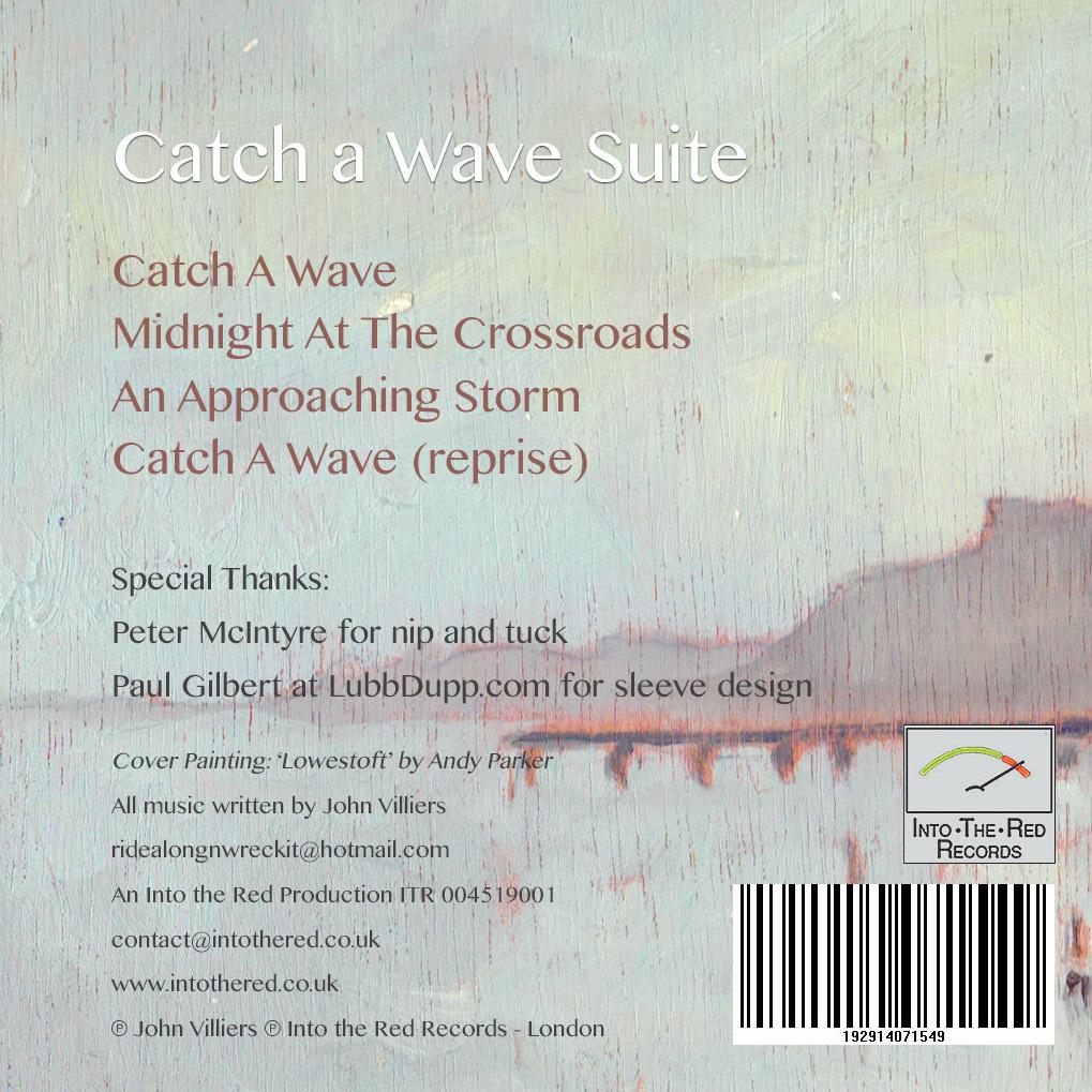 John Villiers - Catch a Wave Suite